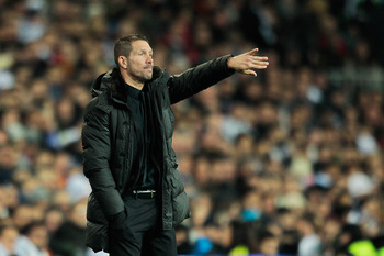 Diego Simeone deserves a lot of credit for his achievements in Madrid.