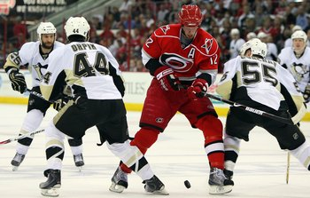 Orpik and Gonchar playing D together.