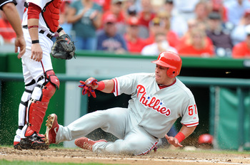 Carlos Ruiz was the Phillies' MVP in 2012, but they'll need to find a new one this year.