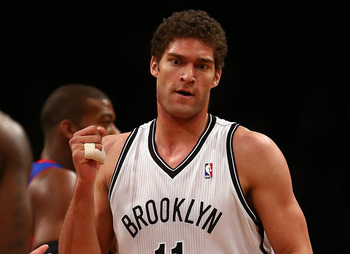 Brook Lopez has proven valuable for the Brooklyn Nets.
