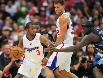 Chris Paul and Blake Griffin are part of a new chemistry in Los Angeles.
