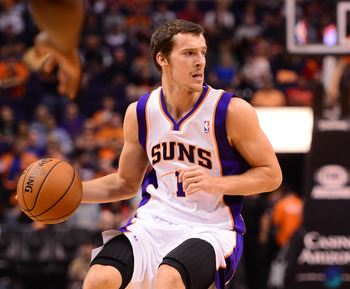 Goran Dragić is finding a role despite a down season in Phoenix.