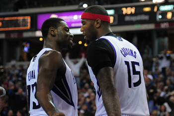Tyreke Evans and DeMarcus Cousins haven't been enough to lift the Kings.