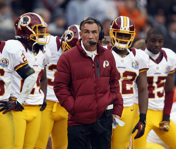 If Washington wins NFC East, should Shanahan win Coach of the Year?