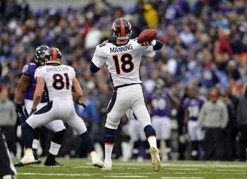 Peyton Manning and the Denver Broncos have the longest winning streak in the NFL.