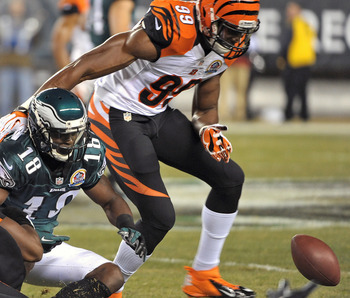 Fumbles killed the Eagles again in Week 15.