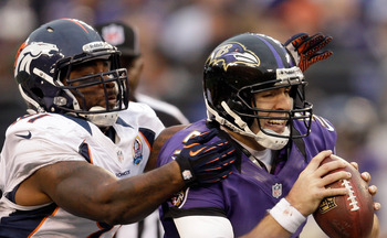 Joe Flacco is struggling at a crucial time.