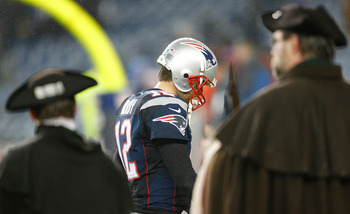 Brady came up short in orchestrating a near-phenomenal comeback.