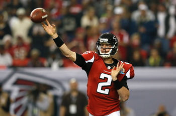Can Matt Ryan take his Falcons to the next level in the playoffs?