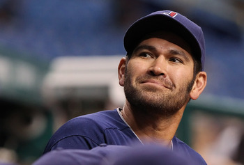 Johnny Damon is a borderline Hall-of-Fame candidate.