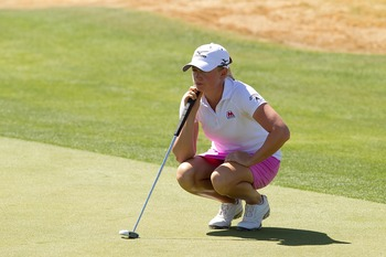 Stacy Lewis has become a money machine on the LPGA Tour.