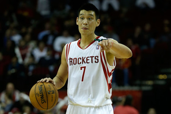 Jeremy Lin has struggled in Houston after signing a big offer sheet in the summer.
