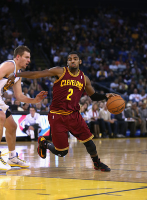 Kyrie Irving is set to become one of the league's finest point guards.