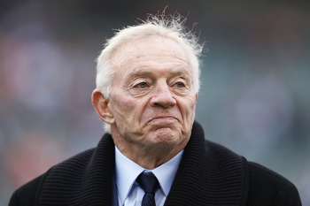 Jerry Jones sure doesn't mind how many times the Cowboys are on prime time. We do.