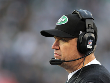 Rex Ryan is the captain of a sinking ship—on prime time.
