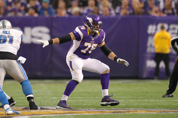 Matt Kalil has proven himself more than capable of being a left tackle in this league for years to come.