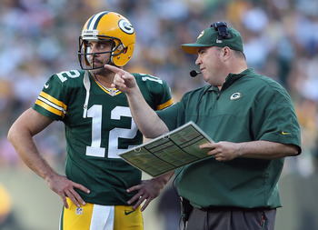 Aaron Rodgers & Mike McCarthy