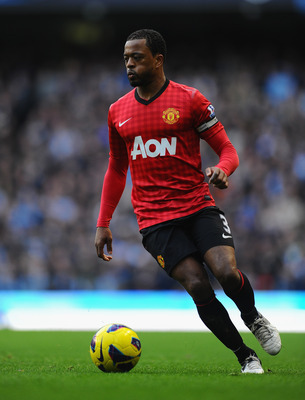 Raised in Paris, Evra would relish a return to his roots