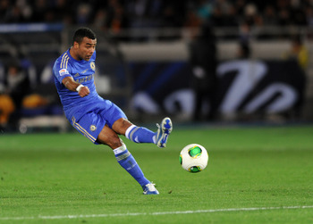 Ashley Cole-Next stop Paris?