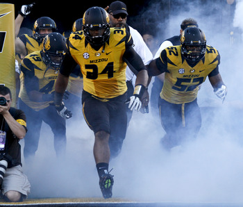 Missouri DT Sheldon Richardson