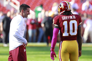 Kyle Shanahan's offense has been a perfect fit for Robert Griffin III.