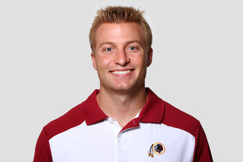 Sean McVay's ability has been shown in the development of Logan Paulsen.