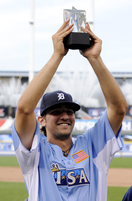 OF/3B Nick Castellanos (Tigers)