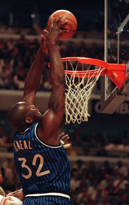 Shaq could have taken the Magic to great heights.