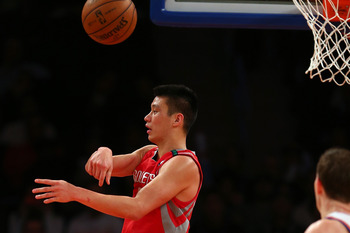 Who might Lin pass to in the near future?