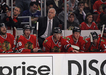 The Blackhawks will have to come together as a team quickly.