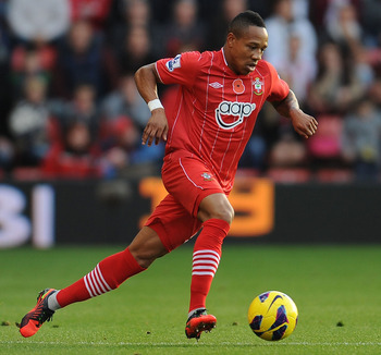 Nathaniel Clyne has been a fixture at right-back since signing with Southampton.