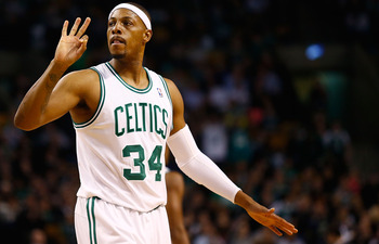 Who other than Pierce can truly be trusted with a clutch perimeter shot?