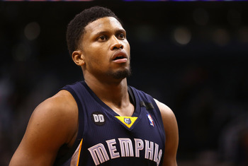 Rudy Gay and the Grizzlies have broken through.
