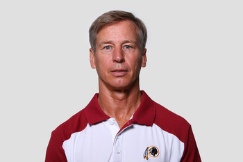 Bob Slowik moved to coach the linebackers this year.