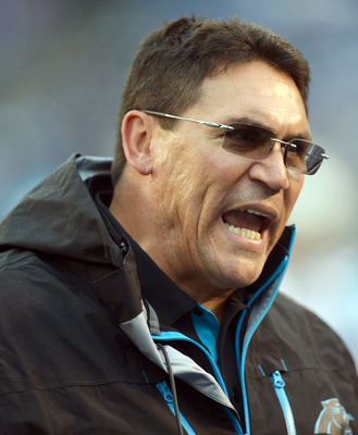 Has Ron Rivera turned around the Panthers to save his job?
