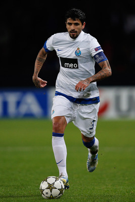 Lucho Gonzalez has been an influential figure for Porto this season