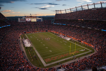 Denver's Sports Authority Field at Mile High