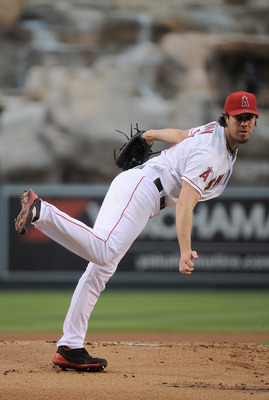Haren against the White Sox, Sept. 22.