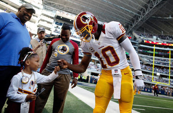 Griff and the Skins hope to be contenders for generations to come. (Getty Images)