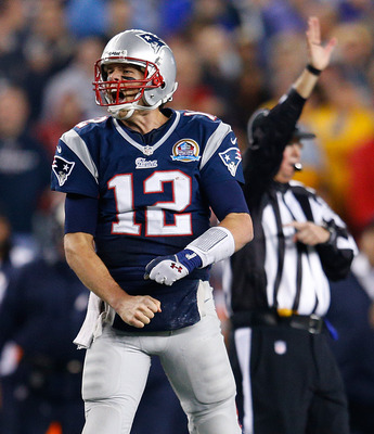 Tom Brady has picked up the slack for an inconsistent defense.