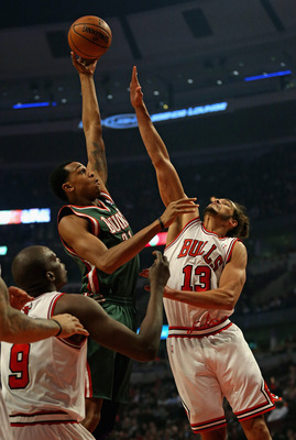 The Bulls blew a 27-point lead to the Bucks on Nov. 26 in a loss.