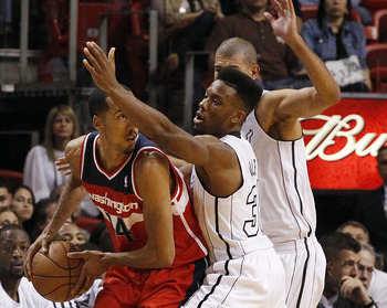 Norris Cole's hands-up defense would have come in handy in 2011.