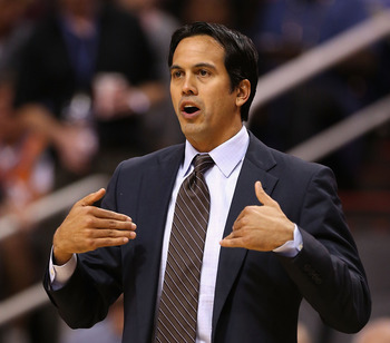 Yes, you: Erik Spoelstra has changed in some positive ways.