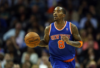 J.R. Smith and Co. could use fewer minutes.