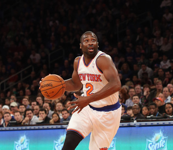 Felton has become a huge fan favorite and a spark plug for New York.