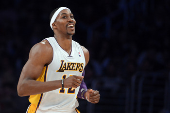 Los Angeles Lakers Dwight Howard