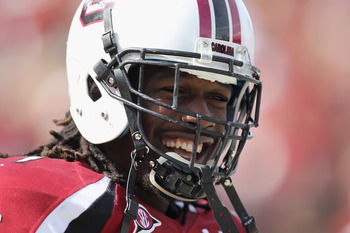 South Carolina DE Jadeveon Clowney