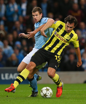 Borussia Dortmund's reward for beating Manchester City into the UCL last 16 is an awkward tie against Shakhtar Donetsk