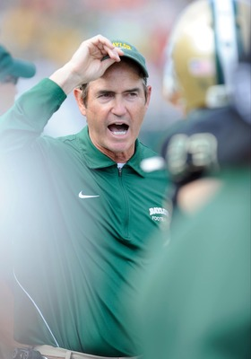 Baylor coach Art Briles