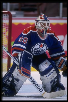 Bill Ranford still remains one of the best goalies in Oilers history.